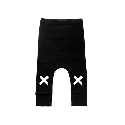 zwart skinny broekje