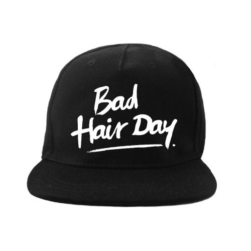 VanPauline CAP - BAD HAIRDAY - VANPAULINE