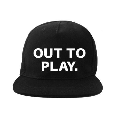 VanPauline CAP - OUT TO PLAY- VANPAULINE