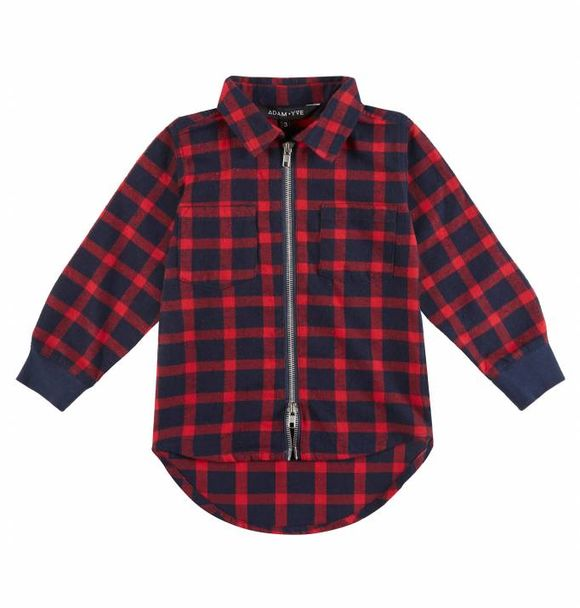 Adam + Yve BECKETT FLANNEL SHIRT