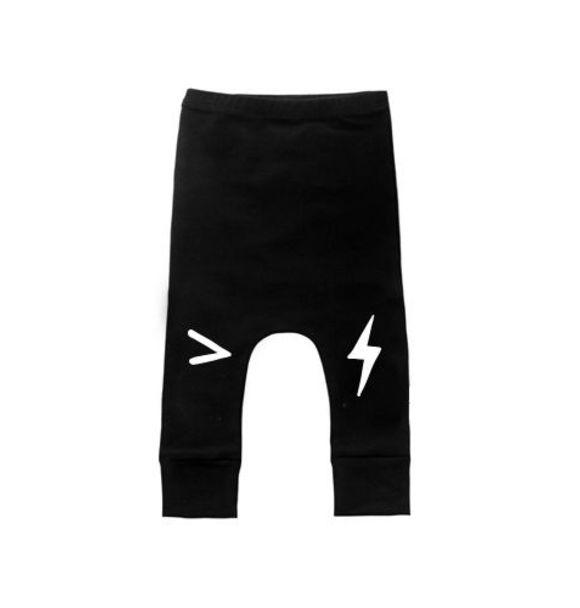 VanPauline BLACK LIGHTNING PANTS