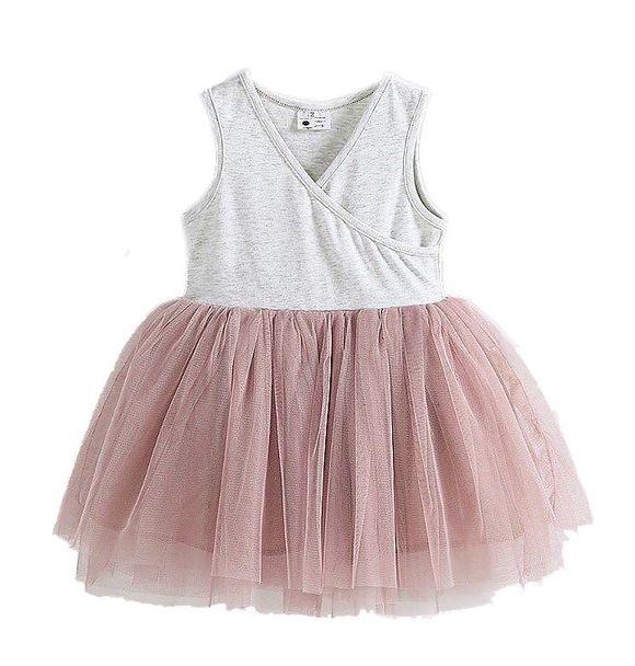 Little Johns Kidswear INDIE ROSE TUTU - DUSTY PINK