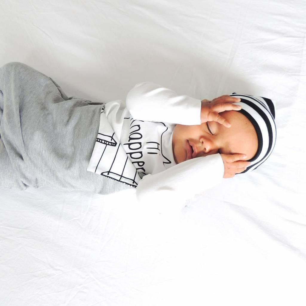 stoere beanie newborn