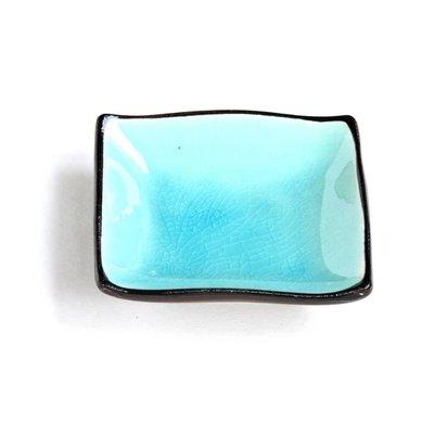 Tokyo Design Tokyo Design Glassy Turquoise schaaltje