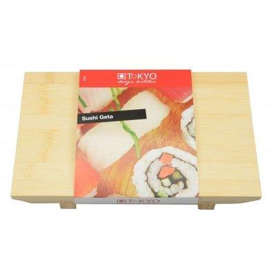 Tokyo Design Bamboe sushi plankje   Kitchenware Tokyo Design
