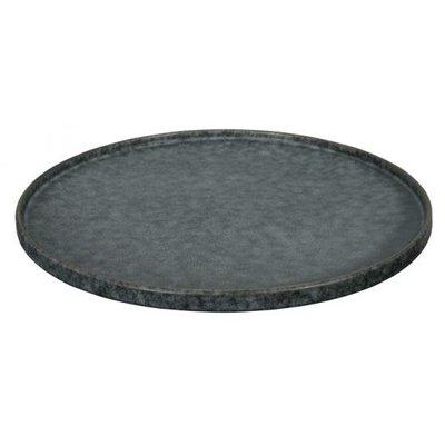 Tokyo Design Nezumi grey plate 27 cm