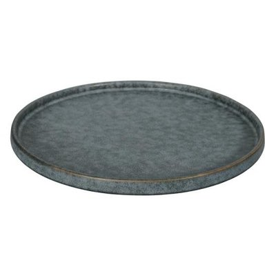 Tokyo Design Nezumi grey plate 21 cm