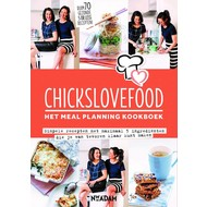 Chickslovefood; het meal planning kookboek