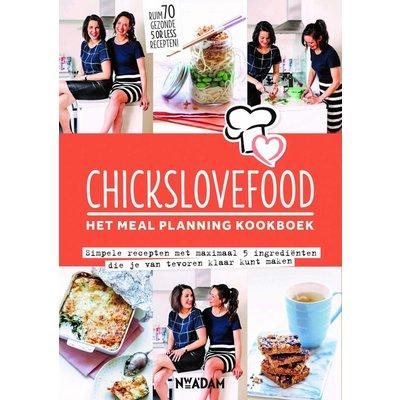 Chickslovefood; het meal planning kookboek