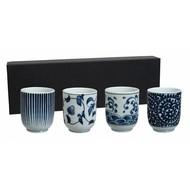 Tokyo Design tea cup set (4pcs)