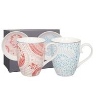 Tokyo Design Shiki mug+tip set 4pcs