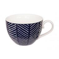 Tokyo Design Bleu d'Nîmes herringbone mok