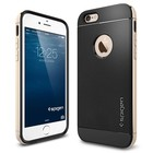 Spigen Sgp iPhone 6 Case Neo Hybrid Metal Gold