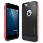 Spigen Sgp iPhone 6 Case Neo Hybrid Metal Red