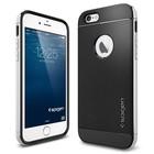 Spigen Sgp iPhone 6 Case Neo Hybrid Metal Satin Silver