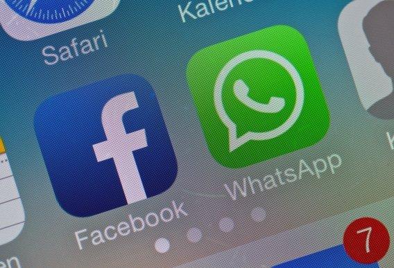 Whatsapp kampte donderdag met storing