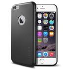 Spigen Sgp iPhone 6 Leather Fit Case Zwart