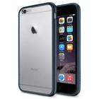 Spigen Sgp Ultra Hybrid Case iPhone 6 Metal Slate