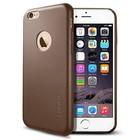 Spigen Sgp iPhone 6 Leather Fit Case Bruin