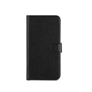 Muvit Huawei Ascend G7 Elegant Wallet Portfolio Case Zwart