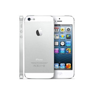Apple iPhone 5 16GB Zilver Refurbished
