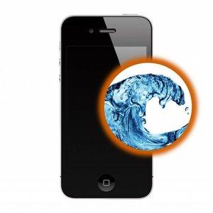 Apple iPhone 4 Waterschade Onderzoek