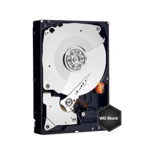 Westen Digital 500 GB 3,5 inch HDD Plaatsen