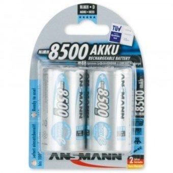 Ansmann D-Cell 8500mAh NiMH Blister 2stk