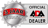 Official ADA dealer logo