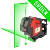 TOP Laser CrossDot G Lijnlaser/Puntlaser Groen