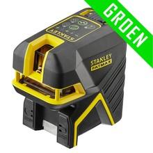Stanley FATMAX® 5 Punts- en Kruislijnlaser Groen