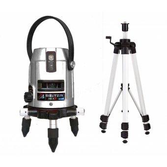 Beiter BEX5 Lijnlaser met 5 laserlijnen