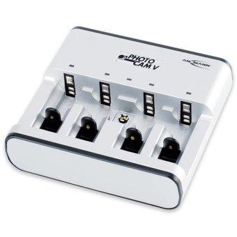ANSMANN Photocam V (5) batterijlader multilader