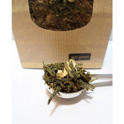 Van Bruggen Thee Cactus & Vijgen - Groene thee