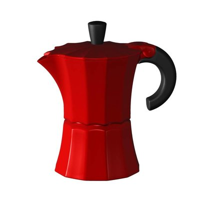 gnali & zani Rode Morosina Espressomaker/Percolator (op=op)
