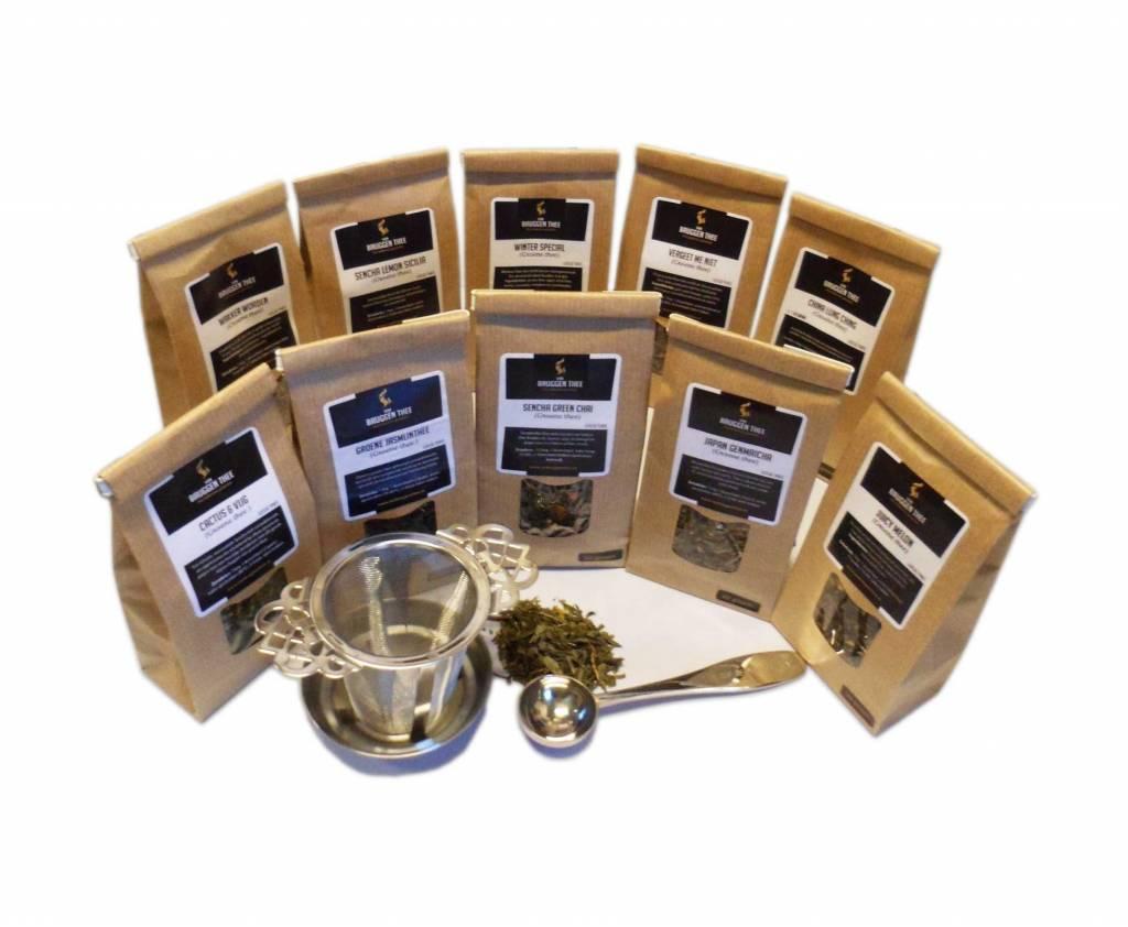 Van Bruggen Thee Groene thee - 10 smaken