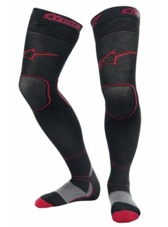 Alpinestars Knie Strümpfe Long MX Socken
