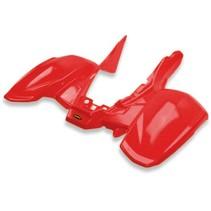 Polaris Predator Rear Fender Red