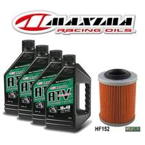 Ölwechselset Can Am HF152