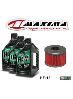 Maxima Ölwechselset Polaris HF112