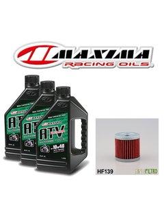 Maxima Ölwechselset Kawasaki HF139