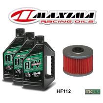Ölwechselset Kawasaki HF112