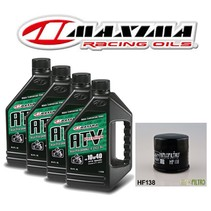 Ölwechselset Kymco HF138