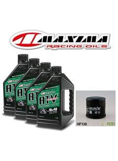 Maxima Ölwechselset Kymco HF138