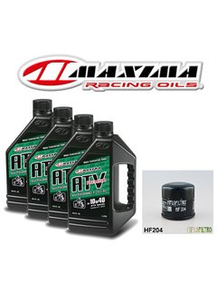 Maxima Ölwechselset Yamaha HF204