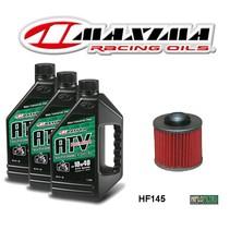 Ölwechselset Yamaha HF145