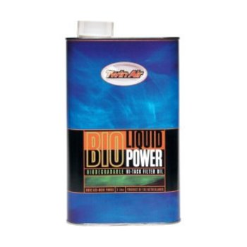 Twin Air BIO Liquid Power Filter Oil 1 Liter