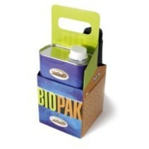 BIO PACK Filter Oil & Cleaner Kit