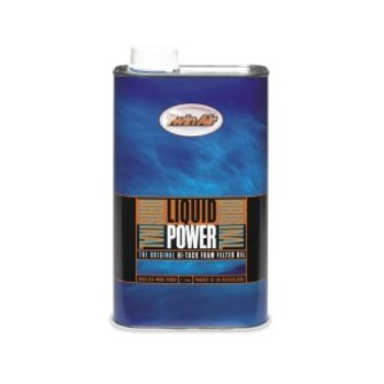 Twin Air Liquid Power Filter Oil 1 Liter