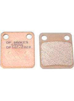 DP Sintered Bremsbelege DP107